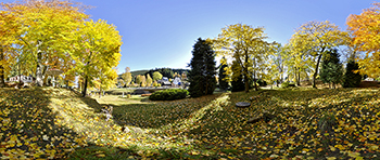 360&deg Panorama Park in Wildenthal