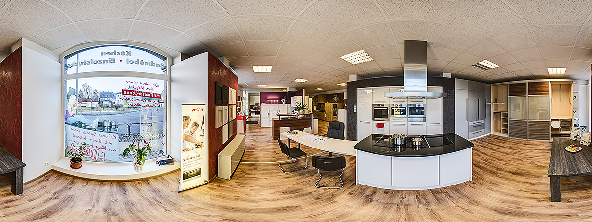 360° Panorama Küchen anders Schneeberg