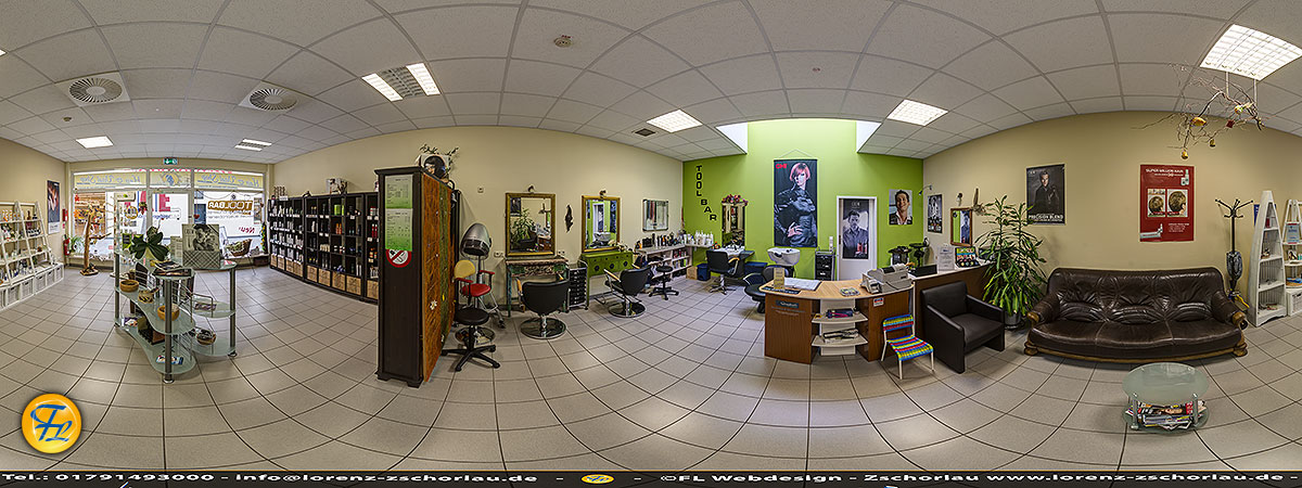 360&deg Panorama Hair und Vital Studio