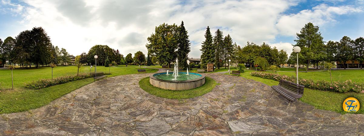 360&deg Panorama Park Bad-Gams Österreich